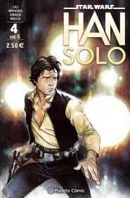 STAR WARS HAN SOLO #004