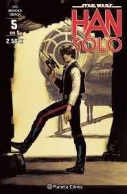 STAR WARS HAN SOLO #005