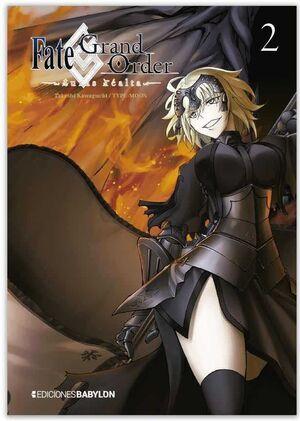FATE / GRAND ORDER TURAS REALTA # 02