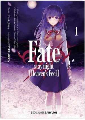 FATE/STAY NIGHT: HEAVEN'S FEEL #01