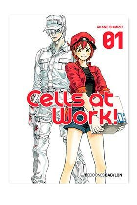 CELLS AT WORK! #01