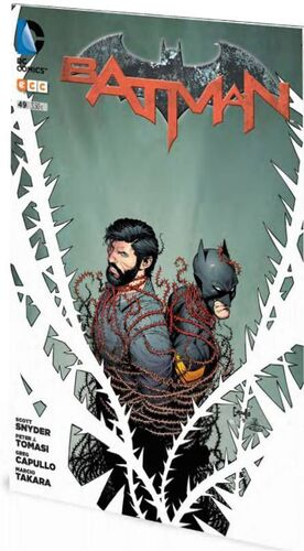 BATMAN MENSUAL VOL.3 #049