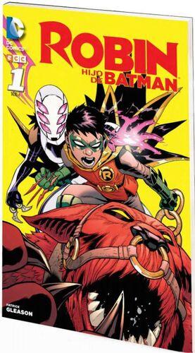 ROBIN HIJO DE BATMAN #01