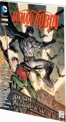BATMAN Y ROBIN ETERNOS #02