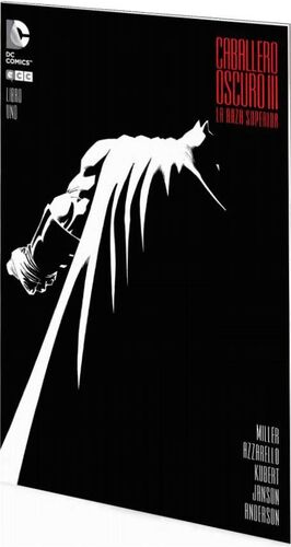 CABALLERO OSCURO III: LA RAZA SUPERIOR #01 (GRAPA)
