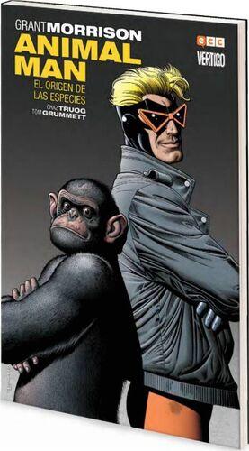 ANIMAL MAN DE GRANT MORRISON #02. EL ORIGEN DE LAS ESPECIES