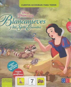BLANCANIEVES Y LOS SIETE ENANITOS. CUENTO CON PICTOGRAMAS