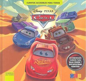 CARS. CUENTOS ACCESIBLES PARA TODOS