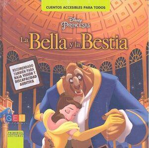 LA BELLA Y LA BESTIA. CUENTOS ACCESIBLES PARA TODOS