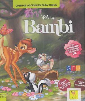 BAMBI. CUENTO CON PICTOGRAMAS
