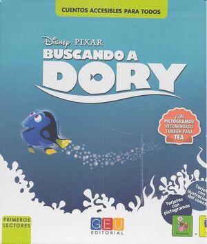 BUSCANDO A DORY. CUENTO CON PICTOGRAMA