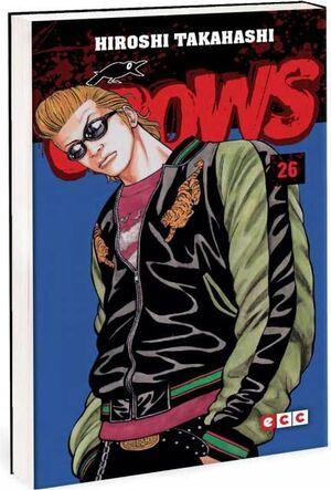 CROWS #26 (ULTIMO NUMERO)
