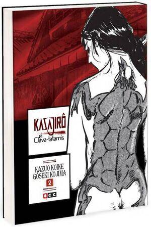 KASAJIRÔ EL CLAVA-TATAMIS #02