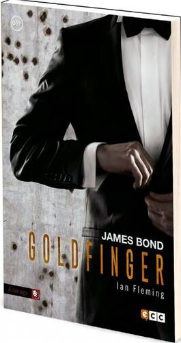 JAMES BOND #06. GOLDFINGER (ECC)