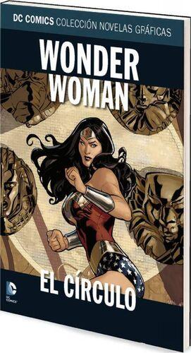 COLECCIONABLE DC COMICS #007 WONDER WOMAN - EL CIRCULO