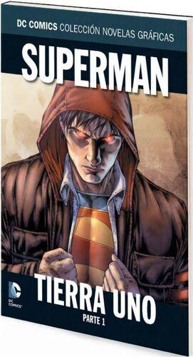 COLECCIONABLE DC COMICS #003 SUPERMAN TIERRA UNO PARTE 1