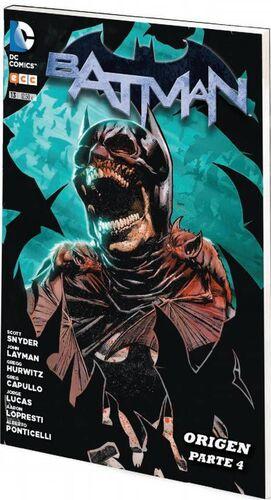 BATMAN MENSUAL (REEDICION TRIMESTRAL) #13