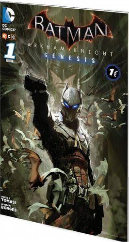 BATMAN: ARKHAM KNIGHT - GENESIS #01