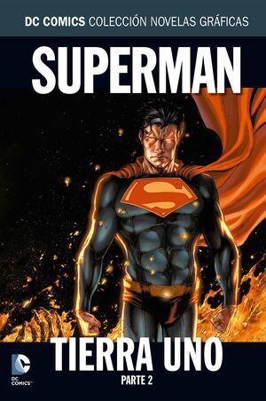 COLECCIONABLE DC COMICS #013 SUPERMAN TIERRA UNO PARTE 2