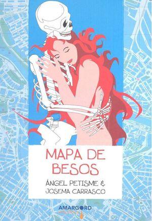 MAPA DE BESOS