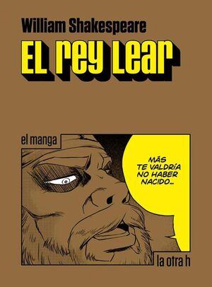 EL REY LEAR (EL MANGA)