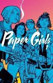 PAPER GIRLS. TOMO #01