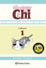 EL DULCE HOGAR DE CHI #01 (PROMOCION ESPECIAL)