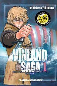 VINLAND SAGA #01 (PROMOCION ESPECIAL)