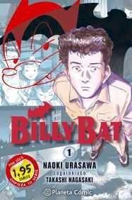 BILLY BAT #01 (PROMOCION ESPECIAL)