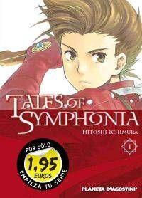 TALES OF SYMPHONIA #01 (PROMOCION ESPECIAL)