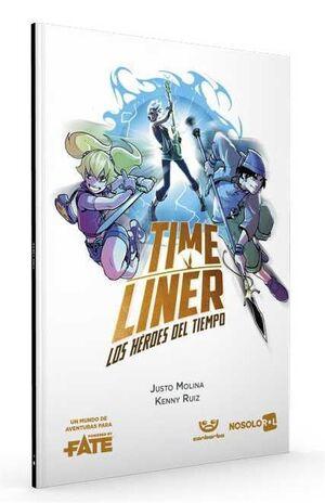 FATE. TIME LINER: LOS HEROES DEL TIEMPO