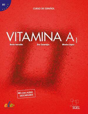 VITAMINA A1 LIBRO DEL ALUMNO + LICENCIA DIGITAL