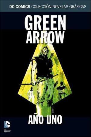 COLECCIONABLE DC COMICS #015 GREEN ARROW: AÑO UNO