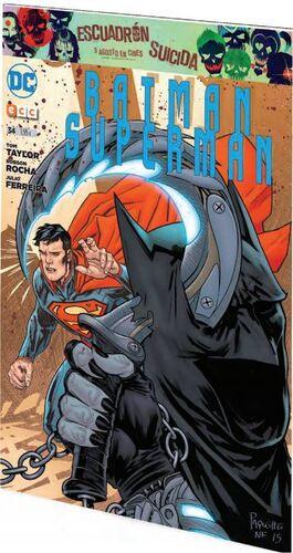 BATMAN / SUPERMAN #034