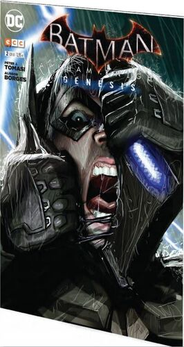 BATMAN: ARKHAM KNIGHT - GENESIS #02