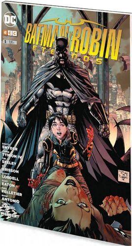 BATMAN Y ROBIN ETERNOS #05