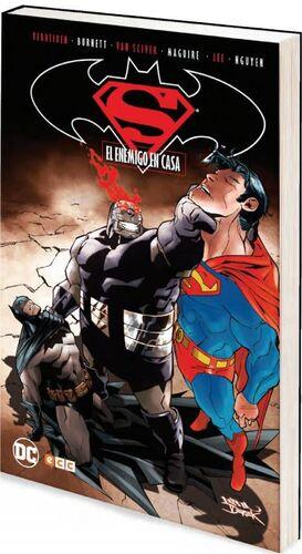 SUPERMAN / BATMAN VOL. 3: EL ENEMIGO EN CASA