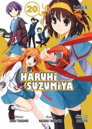 HARUHI SUZUMIYA #20