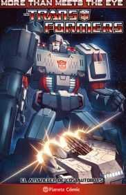 TRANSFORMERS: MORE THAN MEETS THE EYE #04