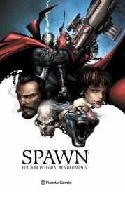 SPAWN INTEGRAL #05 (NUEVA EDICION)
