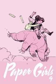 PAPER GIRLS #09