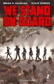 WE STAND ON GUARD #02