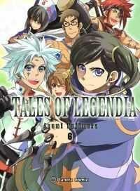 TALES OF LEGENDIA #06