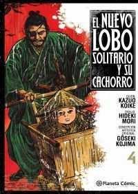 NUEVO LOBO SOLITARIO Y SU CACHORRO #04