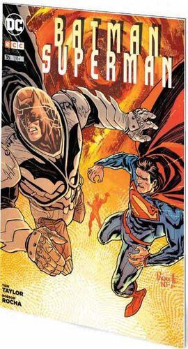 BATMAN / SUPERMAN #035
