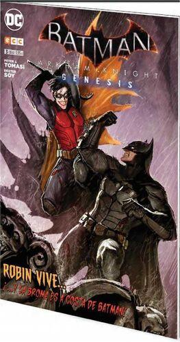 BATMAN: ARKHAM KNIGHT - GENESIS #03