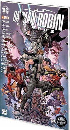 BATMAN Y ROBIN ETERNOS #06