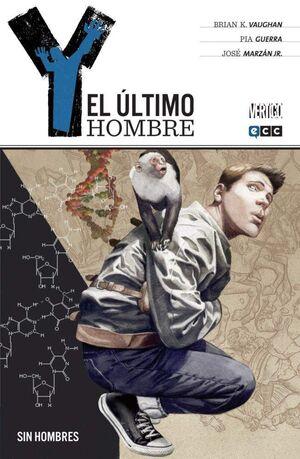 Y, EL ULTIMO HOMBRE #01 SIN HOMBRES