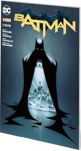 BATMAN MENSUAL VOL.3 #054