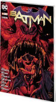BATMAN MENSUAL (REEDICION TRIMESTRAL) #14